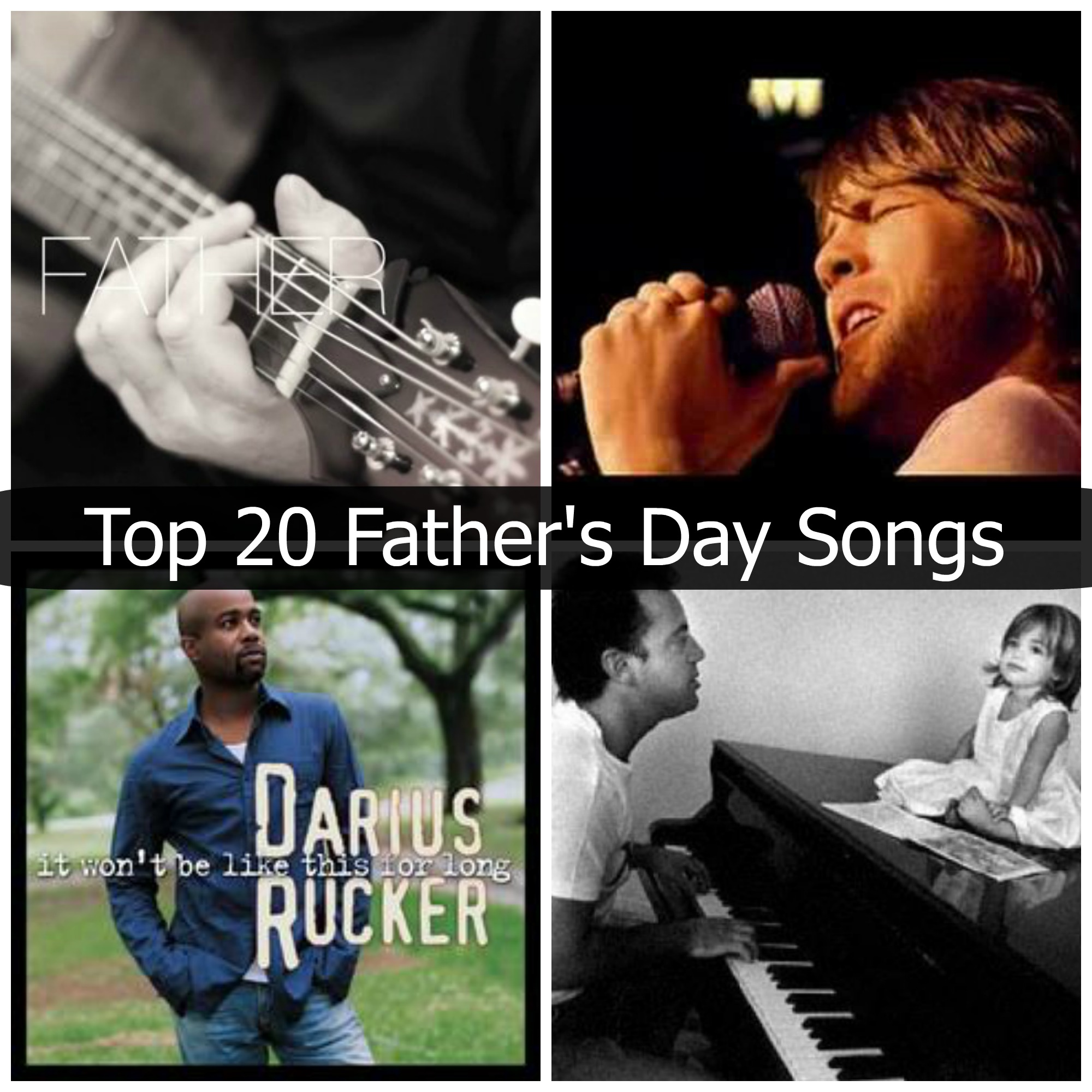 Top 20 Father's Day Songs