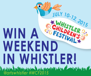 Win a Weekend in Whistler